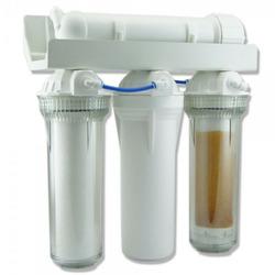 Filtr odwróconej osmozy z DEMI [75gpd] - z demineralizatorem DI