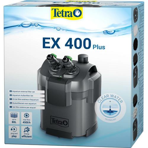 Filtr Tetra EX 400 plus - do akwarium 10-80 l