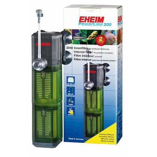 Filtr wewnętrzny EHEIM PowerLine 200 - do akwarium 100-200l