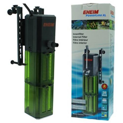 Filtr wewnętrzny EHEIM PowerLine XL - do akwarium 200l