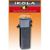 Filtr wewnętrzny IKOLA FW 200 SX