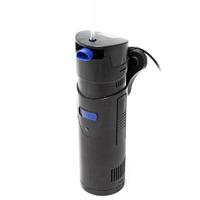Filtr wewnętrzny SunSun CUP 809 [700l/h] -  3w1 z UV 9W