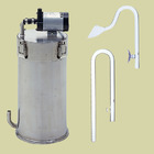Filtr zewnętrzny ADA Super Jet Filter ES 2400 (wkłady+glass pipe)