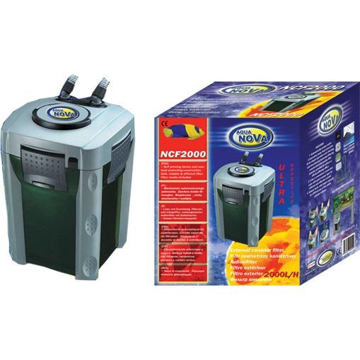 Filtr zewnętrzny Aqua Nova NCF-2000