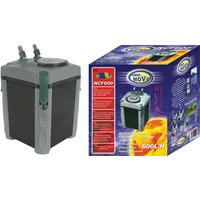 Filtr zewnętrzny Aqua Nova NCF-600 [600l/h] - akwarium do 150l