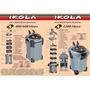 Filtr zewnętrzny IKOLA 250 - do akwarium max 250l
