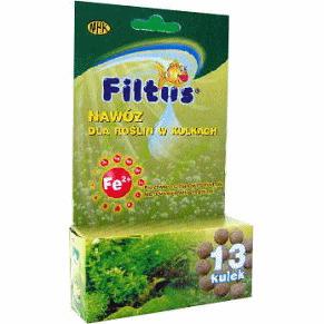 FILTUS Nawóz dla roślin w kulkach [13 szt.]
