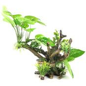 FLORA-SCAPE 4 M [20.5x19x23cm] - korzeń z roślinami