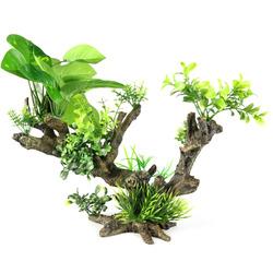 FLORA-SCAPE 5 XL - korzeń z roślinami 28x15x25.5cm