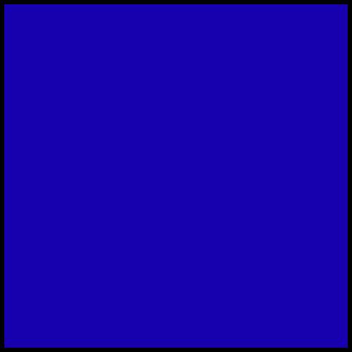 Folia samoprzylepna CIEMNO NIEBIESKA (granatowa) [50x10cm] - 10 centymetrów