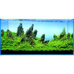 Folia samoprzylepna JASNO NIEBIESKA (błękit nieba) tło [50x100cm] - 100cm