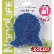 Gąbka do czyszczenia szyb Zolux - niebieska