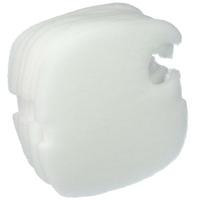 Gąbka do filtra SunSun HW-304 White Sponge - biała