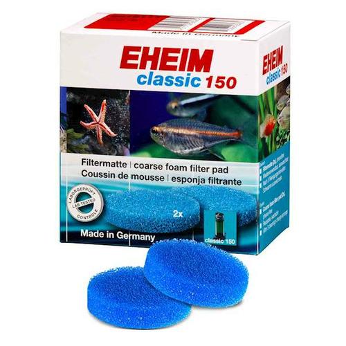 Gąbka niebieska do filtra Eheim 2211 (classic 150) - 2 sztuki (2616111)
