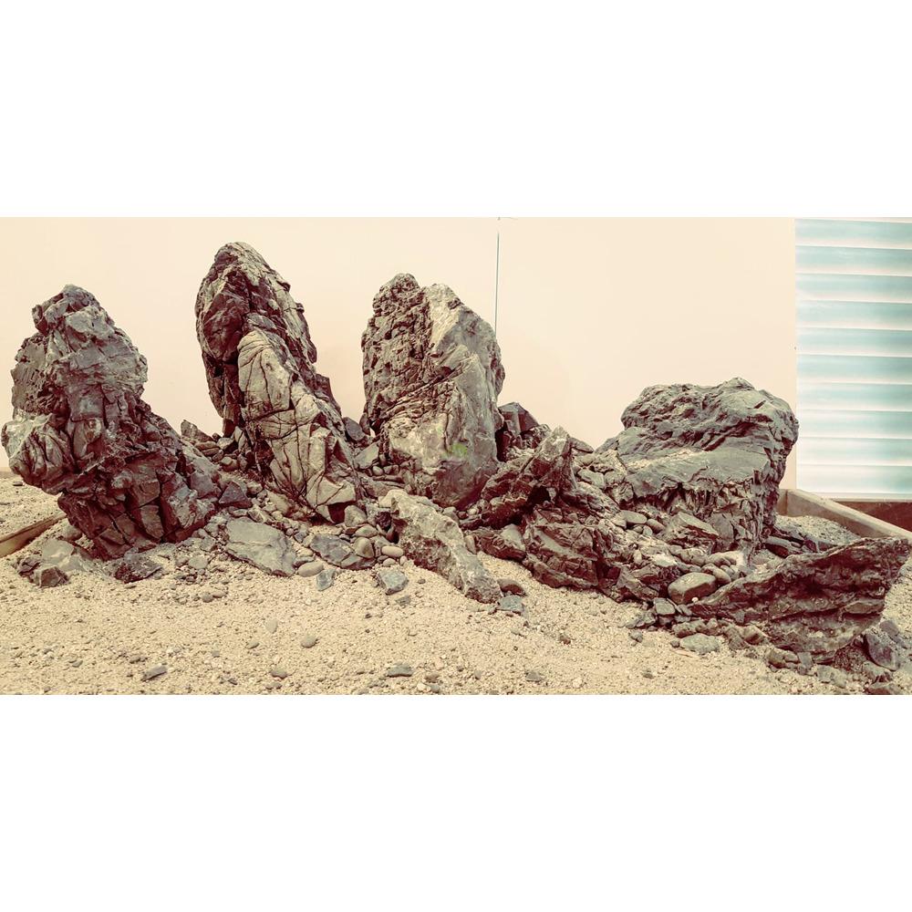Gotowy layout 120x50x50cm Frodo Stone - wzór 4