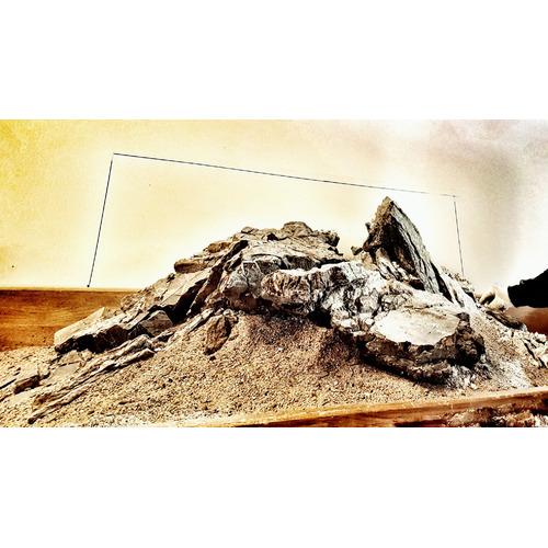 Gotowy layout 150x60x60cm Frodo Stone - wzór 9