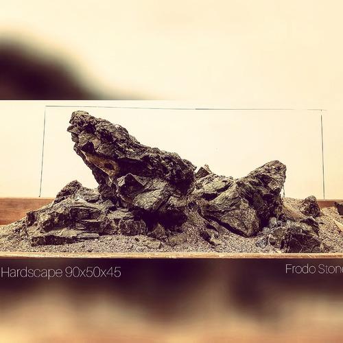 Gotowy layout 90x50x45cm Frodo Stone - wzór 16