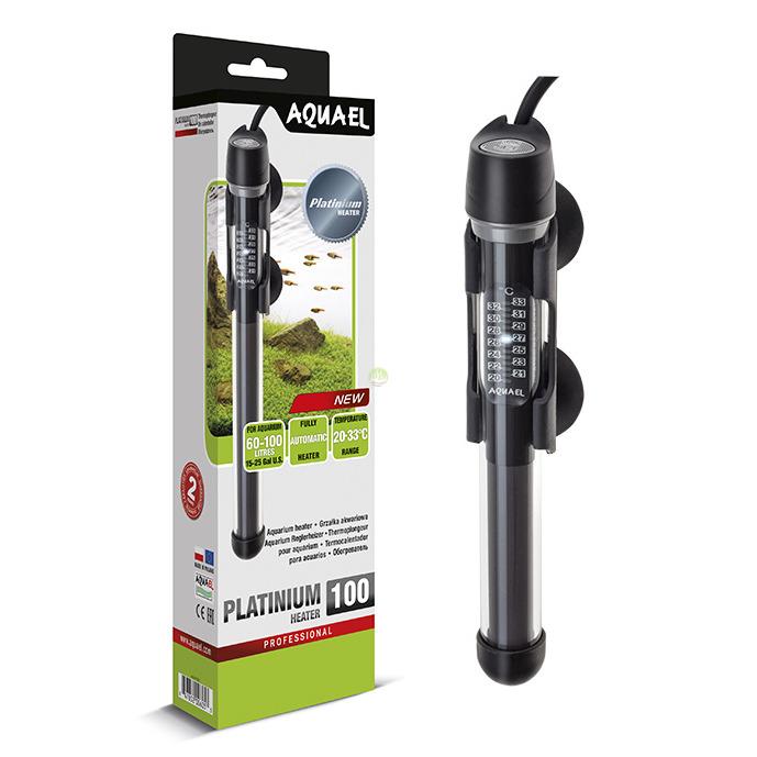 Grzałka AquaEL Platinium Heater [250W] - elektroniczna