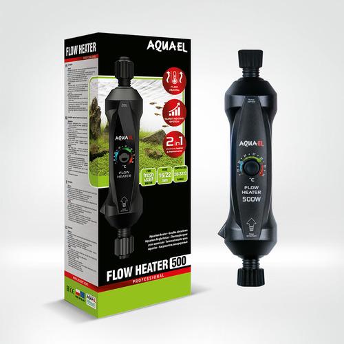 Grzałka przepływowa Aquael FLOW HEATER 500W [16/22mm]