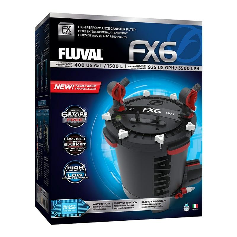 Hagen filtr kubełkowy fluval FX6