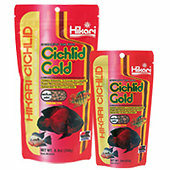 Hikari Cichlid Gold mini [250g, 750ml] - pokarm wybarwiający