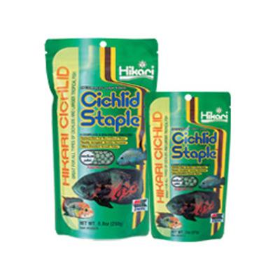 Hikari Cichlid Staple medium [250g, 750ml] - pokarm dla pielęgni