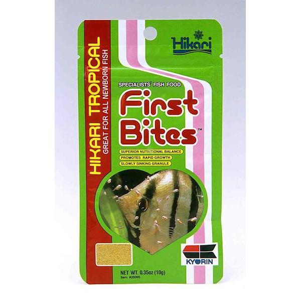 Hikari First Bites [10g] - granulki dla narybku
