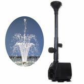 Hsbao FHSB-1000 - pompa fontannowa z dyszą 2500l/h