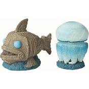 Hydor H2shOw Atlantis - dekoracja ryba + meduza