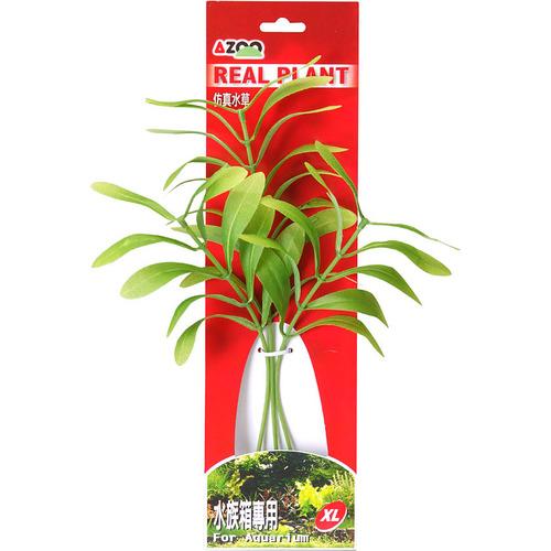 HYGROPHILA POLYSPERMA 12 [30cm] - roślina z miękkiego, tkanego materiału