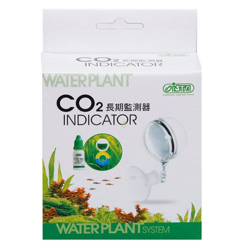 Indykator CO2 ISTA (i-506) - stały test poziomu dwutlenku węglaa
