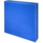 JBL Blue filter foam coarse pore 50x50x10cm - Gruboporowata pianka do filtrów