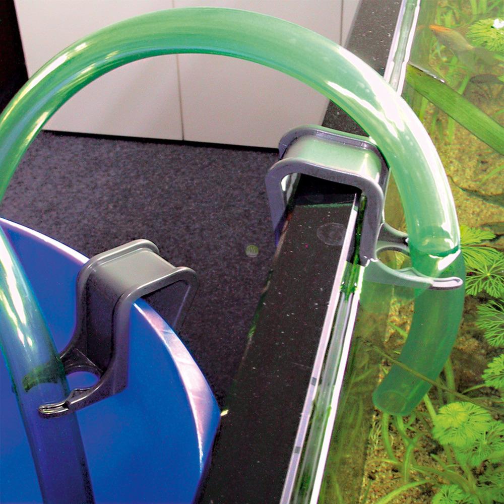 JBL ClipSafe 12/16mm i 16/22mm (2szt) - uchwyty na węże do podmiany wody (6109100)
