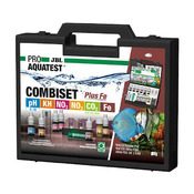 JBL COMBISET plus FE - zestaw 5 testów w walizce  (PROAqua)