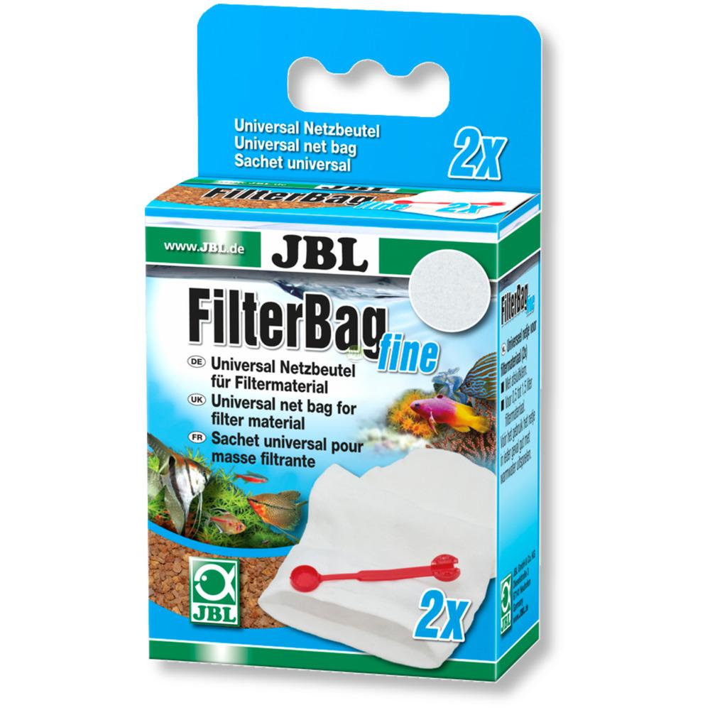 JBL FilterBag fine [2szt.] - woreczki na drobne wkłady