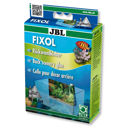 JBL Fixol [50ml] - klej to tapet i tła