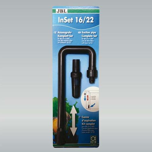 JBL InSet 16/22 (e1500/e1501)  - zestaw rurek zasysających (6015200)