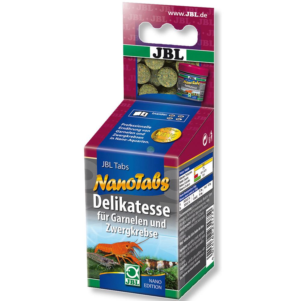 JBL Nano Tabs [60ml] - pokarm dla krewetek