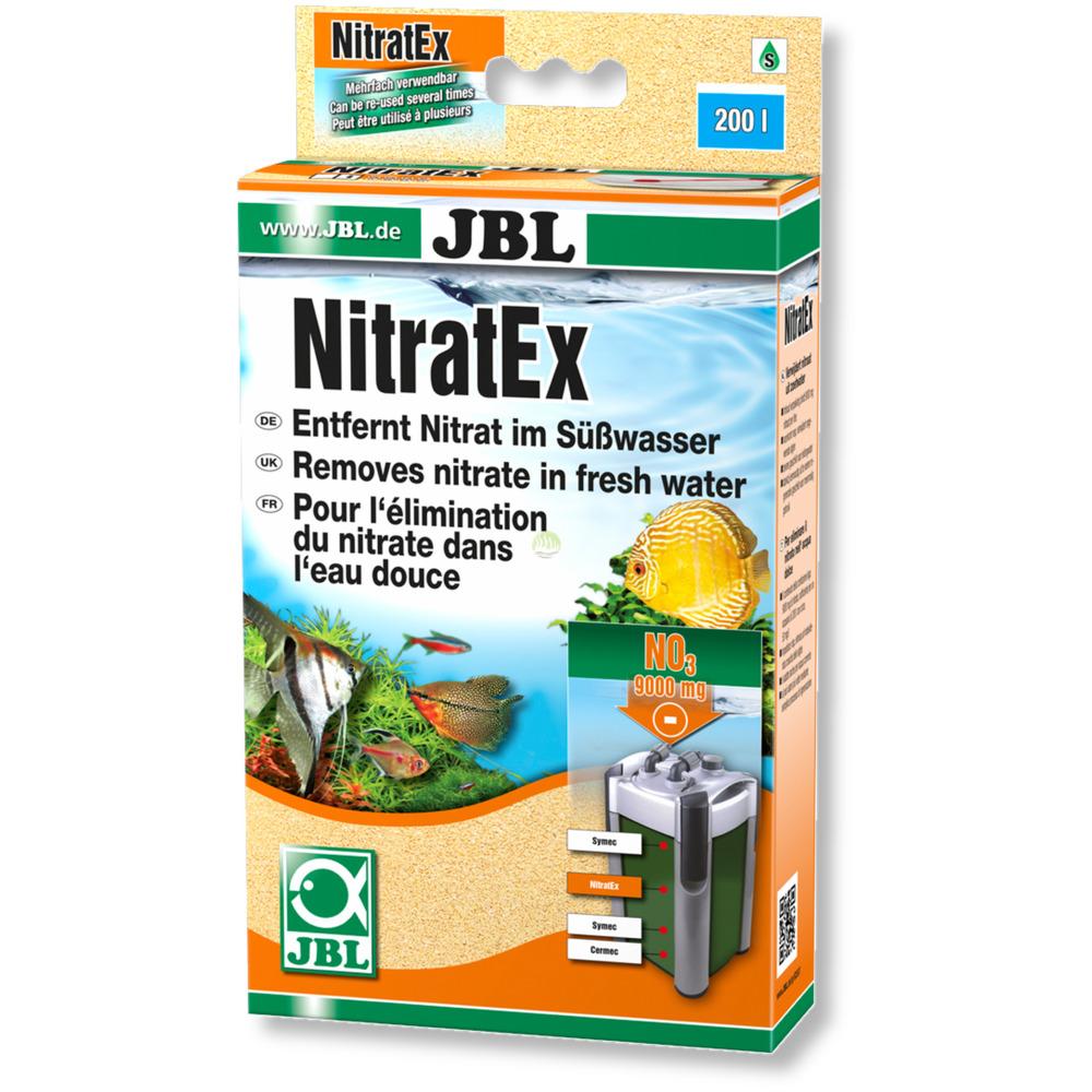 JBL NitratEx - redukuje związki azotowe, działa antyglonowo (jak purigen) (6253700)