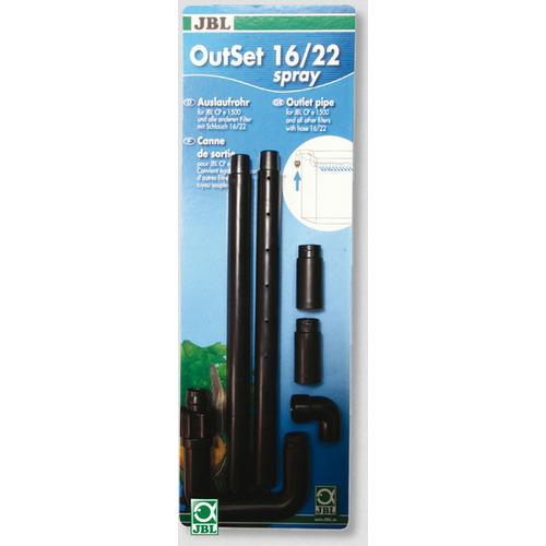 JBL OutSet spray 12/16 (CP e700/900) - deszczownica (6015700)