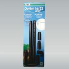 JBL OUTSET SPRAY 16/22mm - wylot filtra + deszczownia
