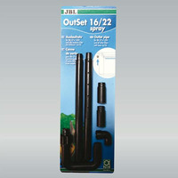 JBL OUTSET SPRAY 16/22mm - wylot filtra + deszczownia (6015800)