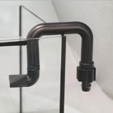 JBL OutSet WIDE 12/16 mm - wylot filtra do akwarium