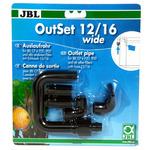 JBL OutSet WIDE 12/16 mm - wylot filtra do akwarium (6015500)