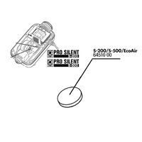 JBL Pompka prosilent PS200/500 części (645100)