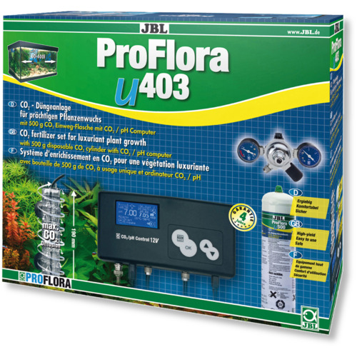 JBL ProFlora set CO2 U403