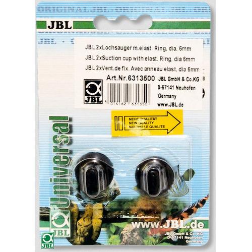 JBL Przyssawka gumowa do mocowania termometrów [6mm] (2sztuki)
