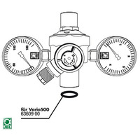 JBL uszczelka do ProFlora CO2 Vario 500 (6360900)