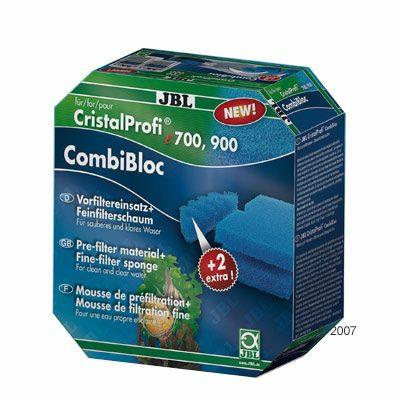 JBL Wkład gąbkowy CombiBloc do filtrów e700/e900/e701/e901 (6015900)