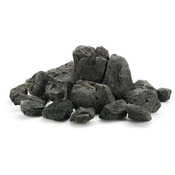 Kamienie Black Lava Stone [1kg] - czarna lawa